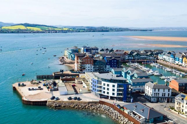 Thumbnail Flat for sale in The Point, Pierhead, Exmouth, Devon