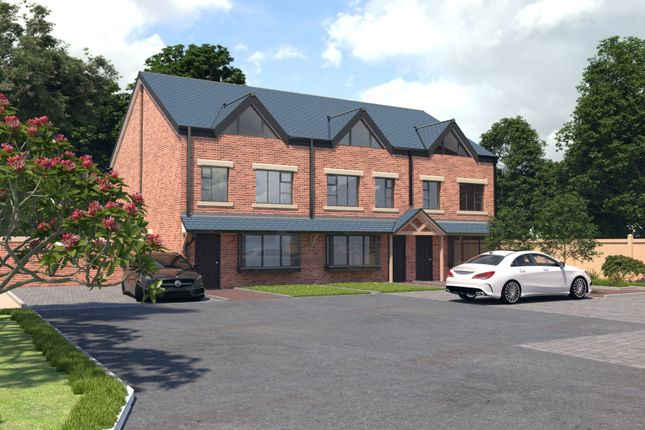 Mews house for sale in Church View, London Road South, Poynton