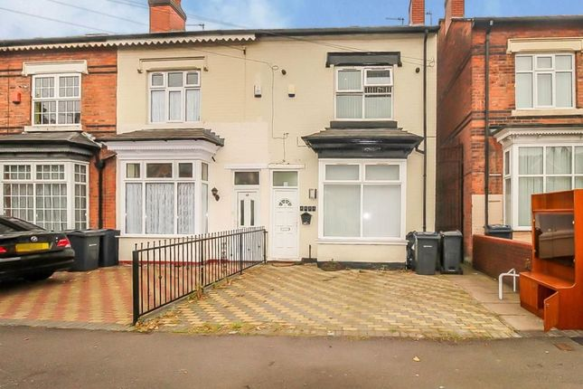 4 bed terraced house for sale in 51 Wilton Road, Handsworth, Birmingham, West Midlands B20