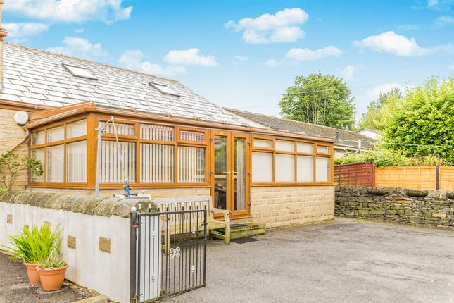 Thumbnail Terraced bungalow for sale in Low Newall Field, Rooley Lane, Bradford