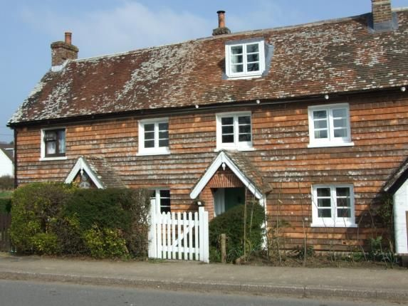 Thumbnail Terraced house for sale in Riverbridge Cottages, The Street, Sedlescombe, Battle