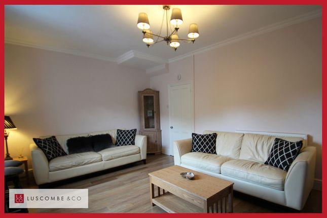 Thumbnail Terraced house to rent in Brynderwen Road, St Julians, Newport