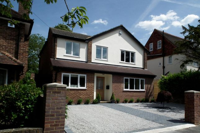 Thumbnail Detached house to rent in Charlton Avenue, Walton On Thames, Surrey