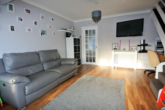 Thumbnail Semi-detached house for sale in Bois Hall Road, Addlestone