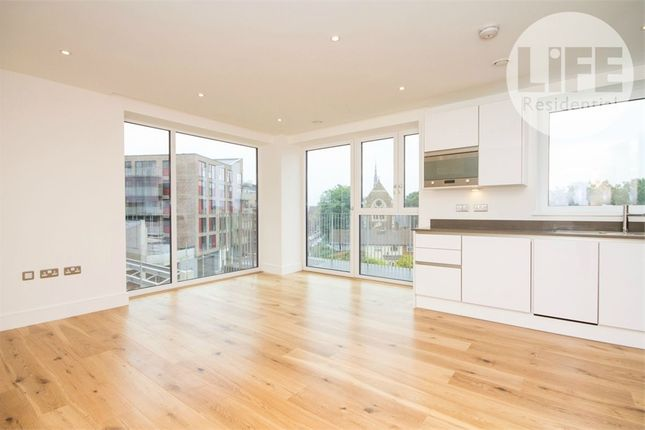 2 bed flat for sale in Thames Tower, Royal Gateway, Canning Town, London