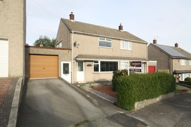 Thumbnail Semi-detached house for sale in Conan Drive, Richmond, North Yorkshire