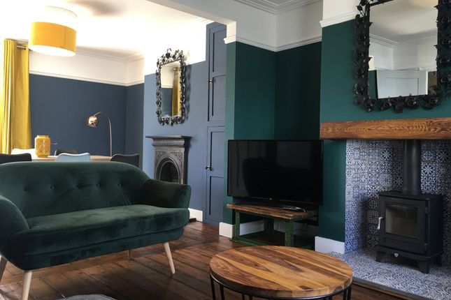 Thumbnail 5 bed shared accommodation to rent in Grange Road, Hove