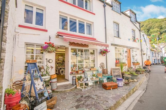Thumbnail 2 bed terraced house for sale in Polperro, Cornwall