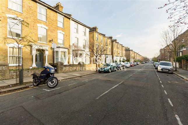Thumbnail Flat to rent in Wilberforce Road, London