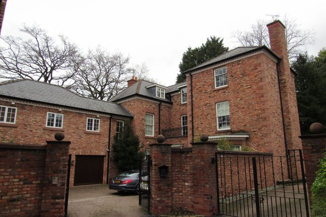 Thumbnail Detached house for sale in Bradgate Road, Altrincham