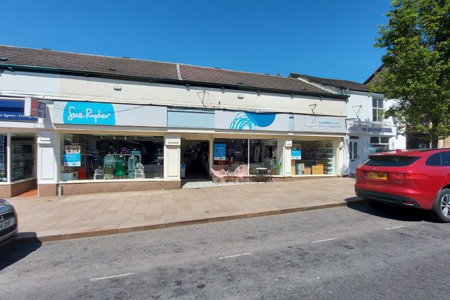 Retail premises for sale in High Street West, Glossop
