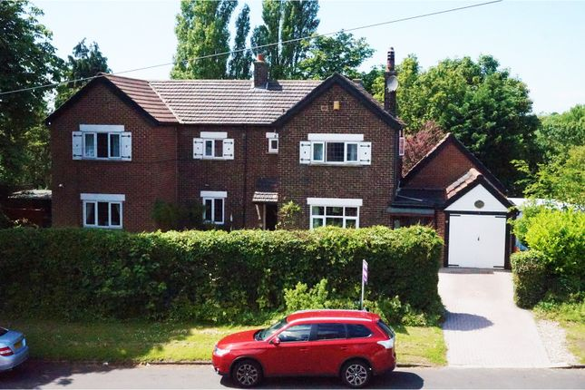 Thumbnail Detached house for sale in Old Road, Billingham