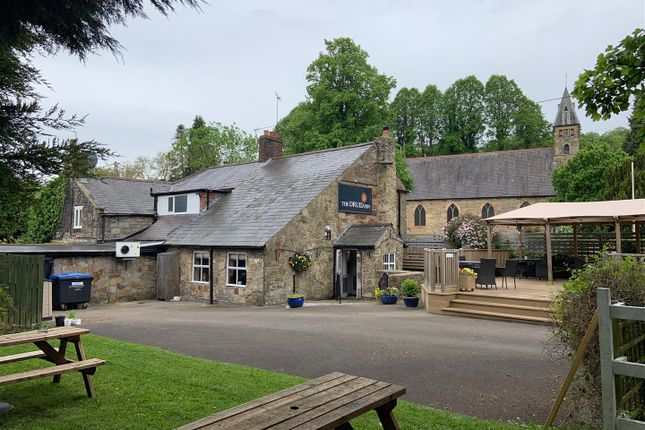 Thumbnail Pub/bar for sale in Wrexham Road, Pontblyddyn Nr Mold