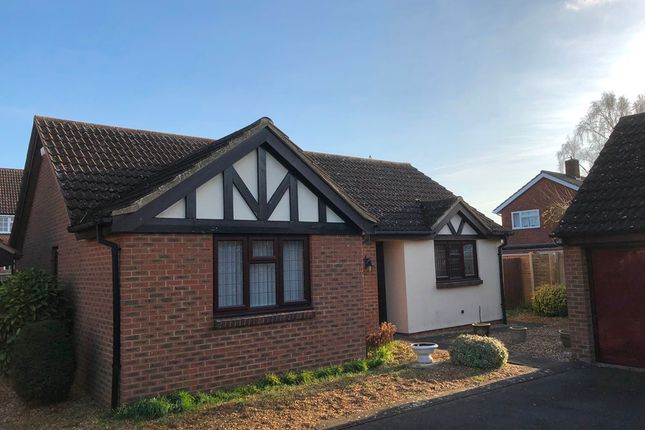 Thumbnail Detached bungalow for sale in Brockwood Close, Gamlingay