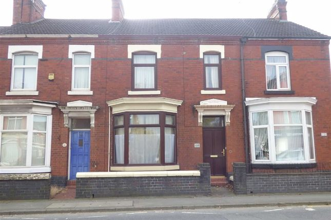 Thumbnail Terraced house for sale in Hungerford Road, Crewe
