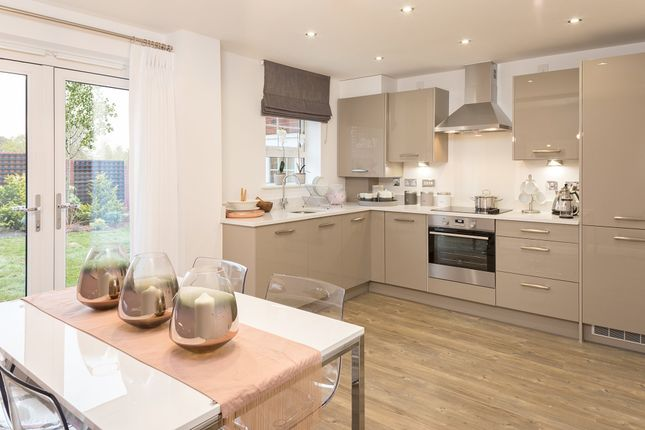"""Thumbnail Semi-detached house for sale in """"Finchley"""" at Rykneld Road, Littleover, Derby"""