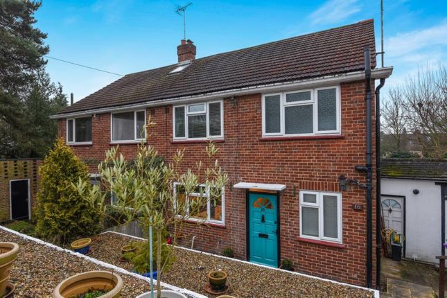 Thumbnail Semi-detached house for sale in Hartfield Crescent, West Wickham
