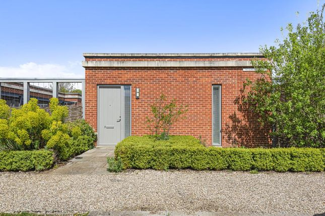 3 bed detached bungalow for sale in The Garden Quarter, Bicester, Oxfordshire OX27
