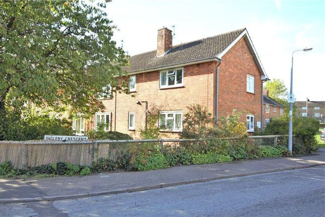 Thumbnail Flat for sale in Ingleby Crescent, Lincoln