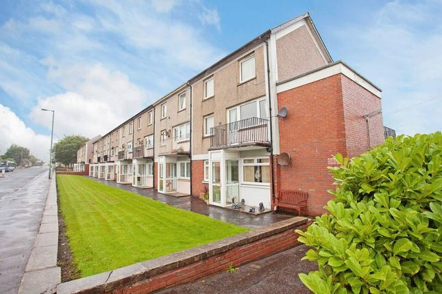 Thumbnail Flat for sale in Main Street, Overtown, Wishaw
