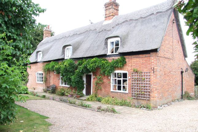Thumbnail Detached house for sale in Blacklands Lane, Sudbourne, Woodbridge