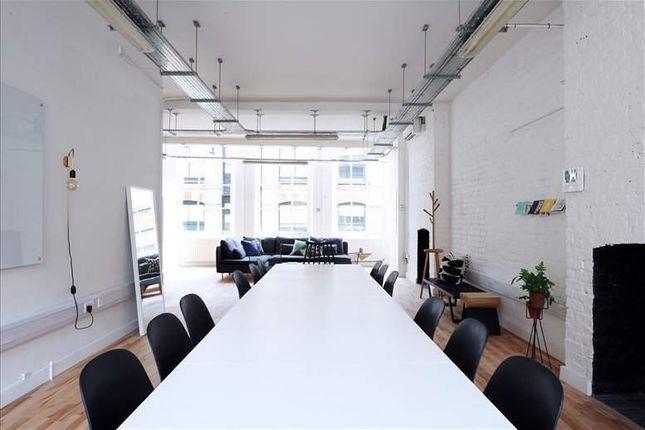 Thumbnail Office to let in Dufferin Street, London