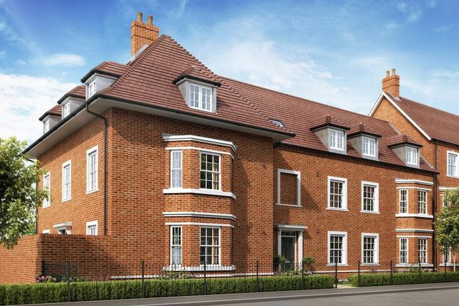 "Thumbnail Flat for sale in ""Hudson"" at Alwin Court, Great Denham, Bedford"