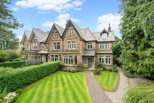 Thumbnail Semi-detached house for sale in Hereford Road, Harrogate, North Yorkshire