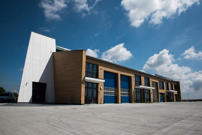Thumbnail Industrial to let in Esam, (Enterprise Space For Advanced Manufacturing), Carluddon Technology Park, St Austell, Cornwall