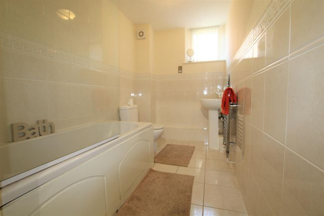 Bathroom of Meribel Square, Prescot L34