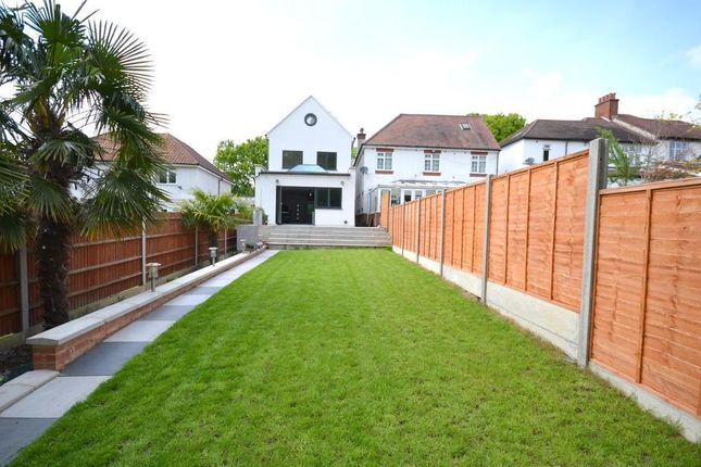 Thumbnail Detached house to rent in Norbury Hill, Norbury, London