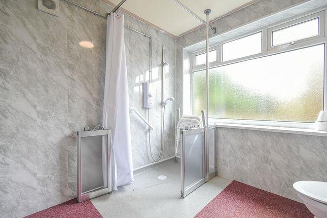 Wet-Room of Sandy Lane, Darwen BB3