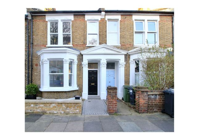 3 bed terraced house for sale in Andalus Road, Clapham SW9
