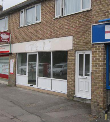 Thumbnail Retail premises to let in Beechcroft Road, Swindon