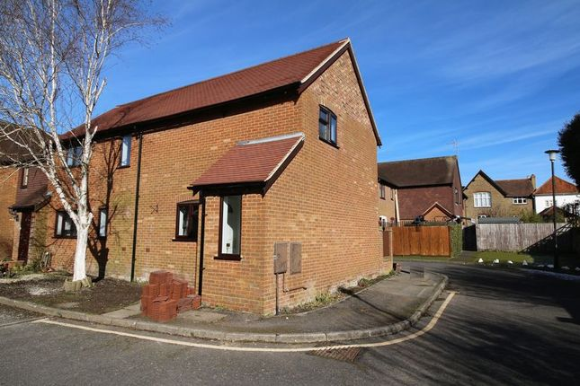 Thumbnail Semi-detached house to rent in Jasmine Crescent, Princes Risborough
