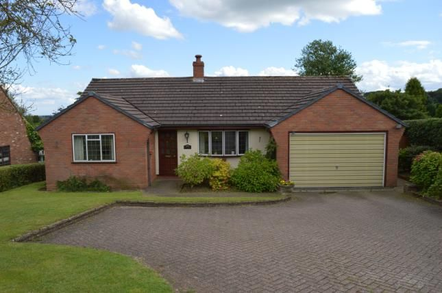 Thumbnail Bungalow for sale in Lower Way, Rugeley, Staffordshire