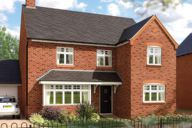 "Thumbnail Detached house for sale in ""The Chester"" at Barnton Way, Sandbach"