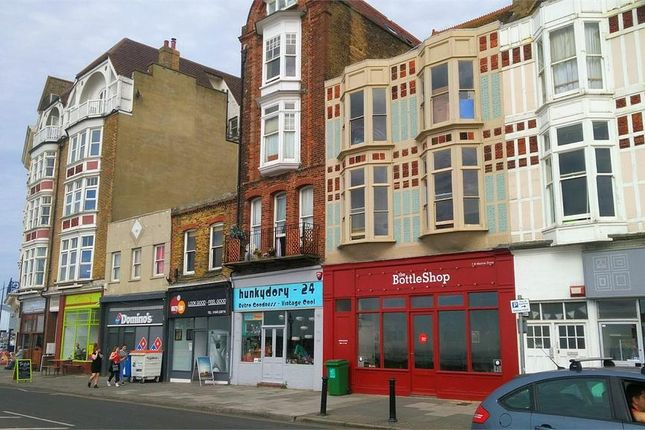 Thumbnail Flat for sale in High Street, Margate