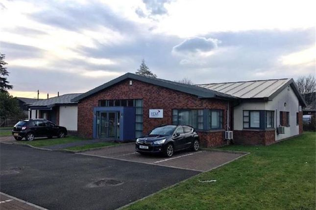 Thumbnail Office to let in Edm Houseblock B, Castle Street Industrial Estate, Alloa, Clackmannanshire, England