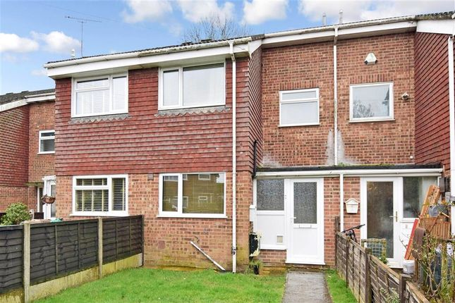 Thumbnail Terraced house for sale in Swallowfield, Willesborough, Ashford, Kent
