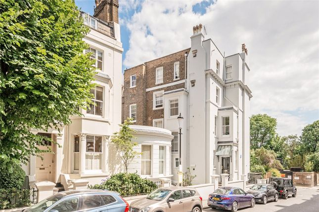 Thumbnail Flat for sale in Hornton Street, London