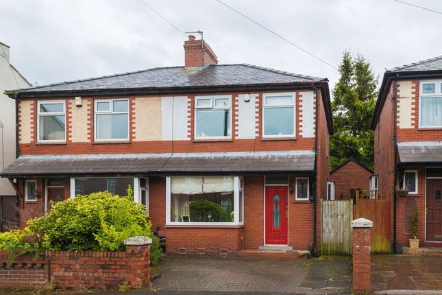 Thumbnail Semi-detached house to rent in School Lane, Standish, Wigan
