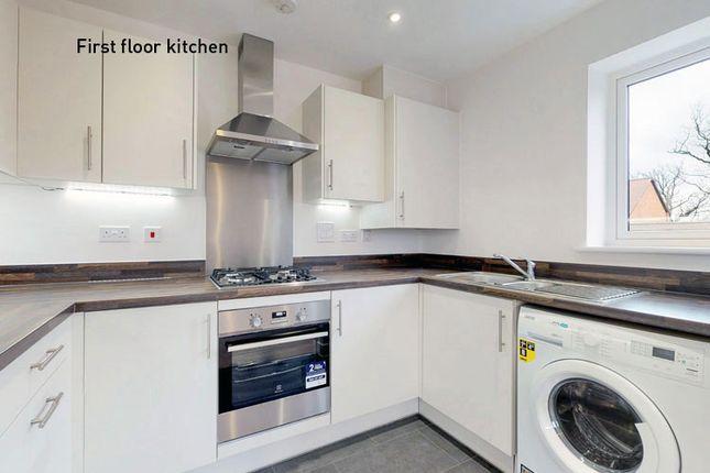 Thumbnail Detached house for sale in West End Gateway, Beldam Bridge Gardens, West End, Surrey