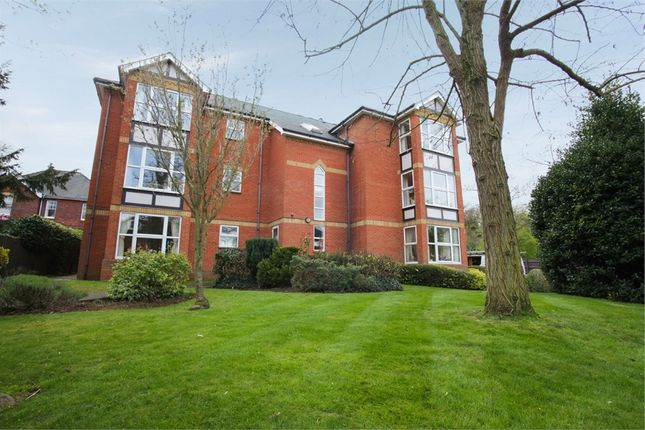 Thumbnail Flat for sale in Harrison Close, Hitchin, Hertfordshire