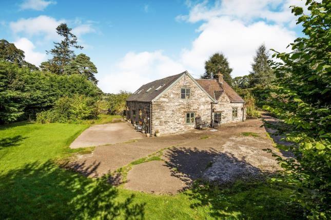 Thumbnail Barn conversion for sale in Plas Yn Faerdref, Cynwyd, Corwen, Denbighshire