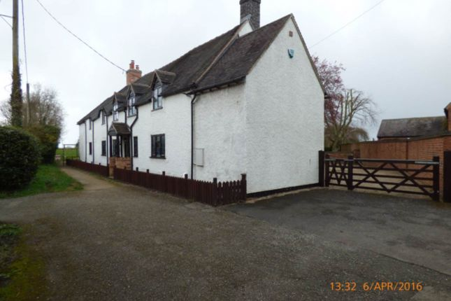 Thumbnail Cottage to rent in Church Walk Farm, Main Street, Snarestone