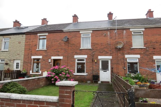 Thumbnail Terraced house for sale in Parkgate Crescent, Sydenham, Belfast