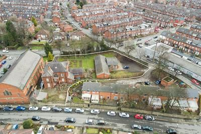 Aerial Images - Former Our Lady Of Lourdes