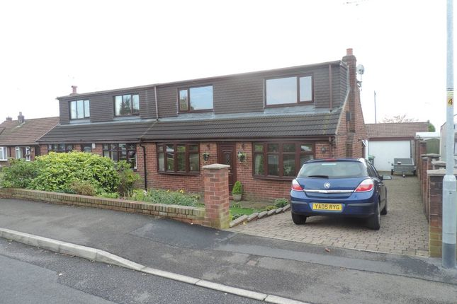 Thumbnail Semi-detached house for sale in Grasmere Road, Royton, Oldham