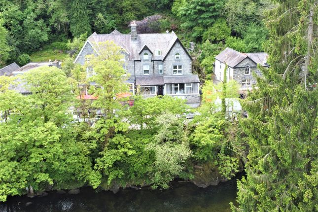 Thumbnail Detached house for sale in Holyhead Road, Betws-Y-Coed